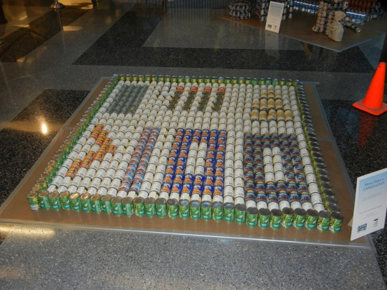 More than a CANstruction