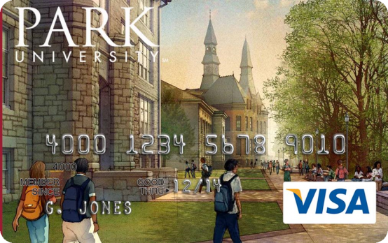 Park University Affinity Card (CardPartner from UMB)