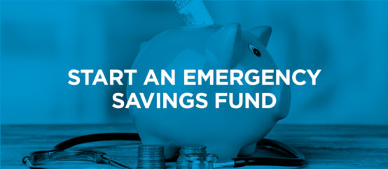 5 tips for recent college grads - emergency fund