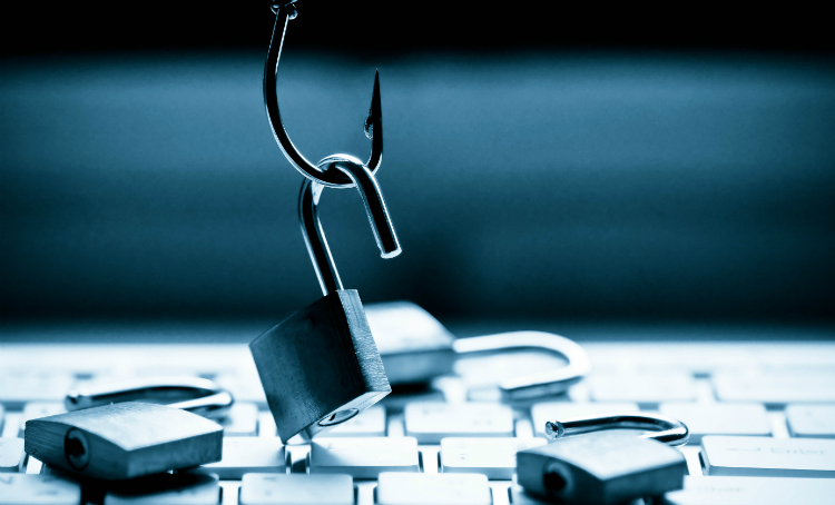 How to get your identity stolen, get tricked by phishing schemes.