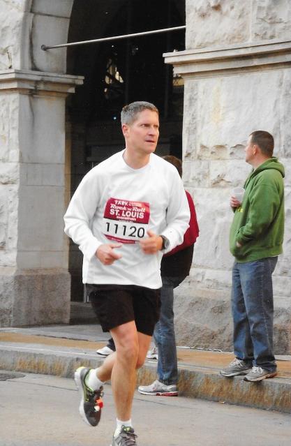 Phil Klevorn marathon