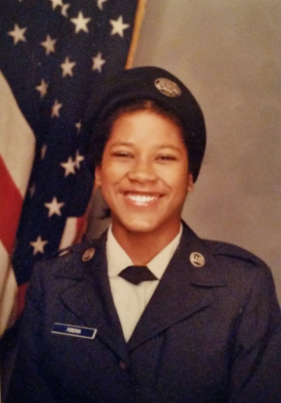 Belinda Clapp - United States Air Force Reserves