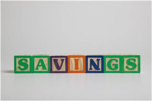 Savings blocks