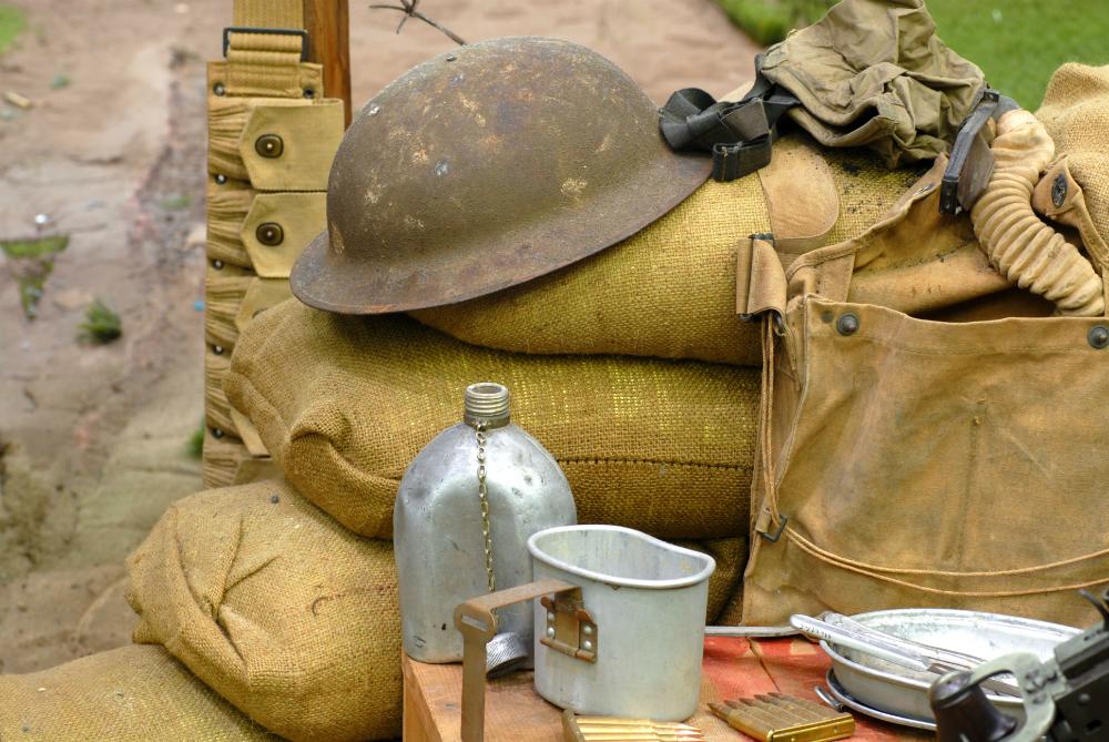 World War II witnesses to war