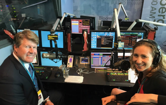 UMB Chief Investment Officer KC Mathews appeared on Bloomberg Radio