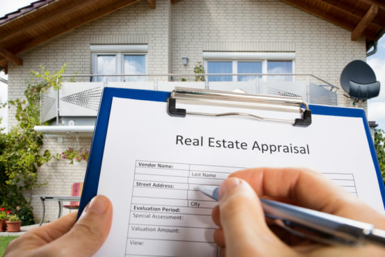 How Heloc can affect your home's appraisal value.
