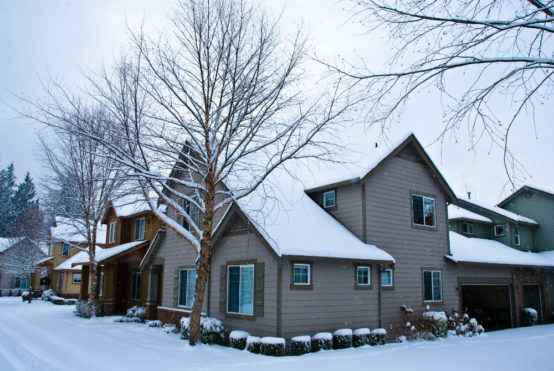 Home maintenance in every season differs for winter than spring.