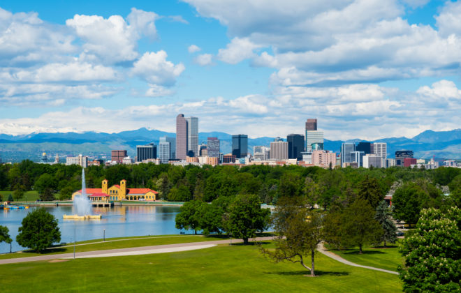 UMB's 2017 growth in Colorado mirrors the growth of the Denver skyline.