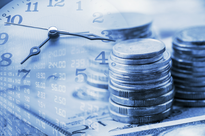 Time deposit laddering uses compound interest to grow deposit value.