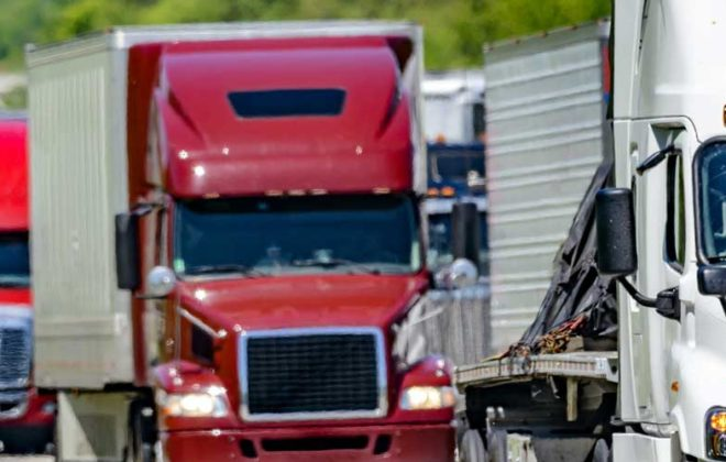 2018 Trucking Industry Trends