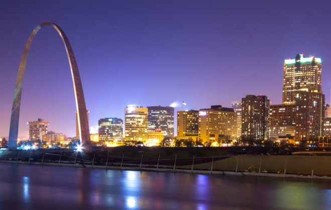 Growth in st. louis