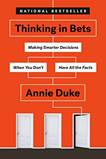 Investment Books Thinking in Bets