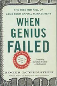 Investment Books When Genius Failed