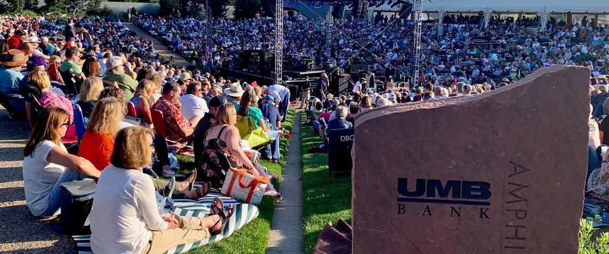 Denver Botanic Gardens Summer Concert Series 001