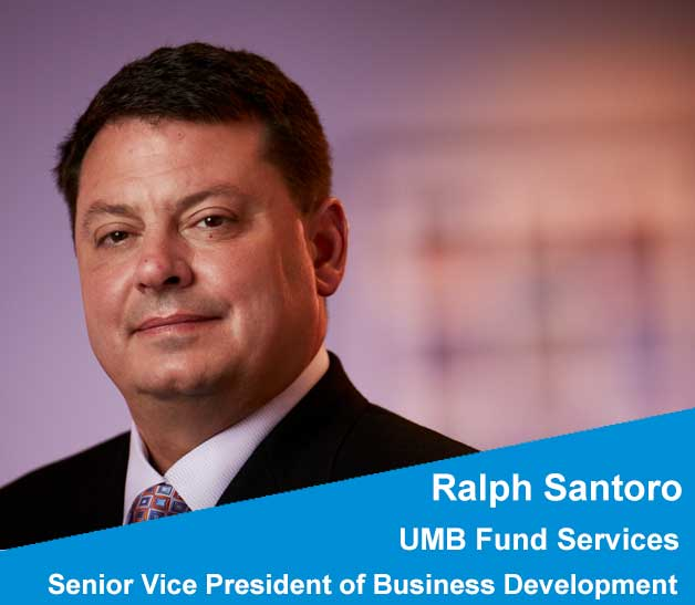 A photo of Ralph Santoro Works in Fund Administration at UMB Fund Services