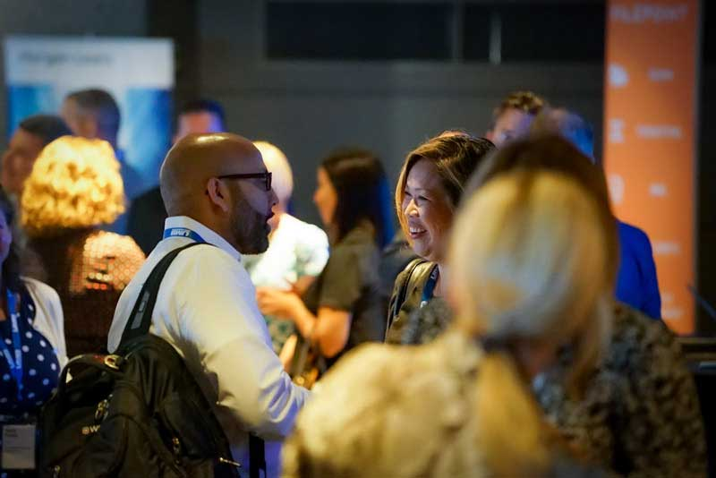 Asset management challenges were hot discussion point for attendees networking at the UMB Fund Services 2019 Asset Management Conference.