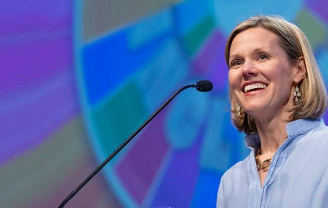 Leadership profile Abby Wendel
