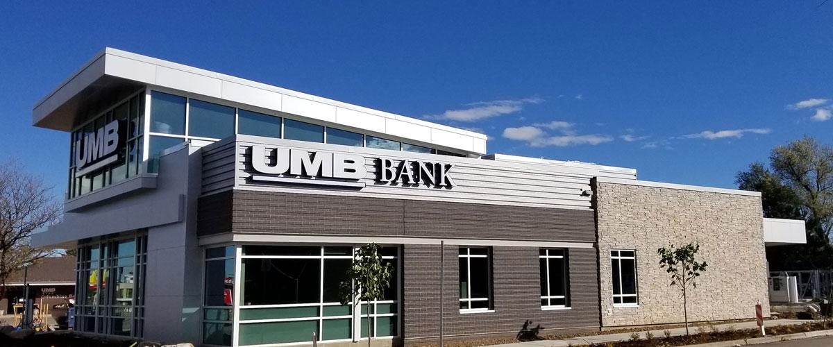 UMB branch