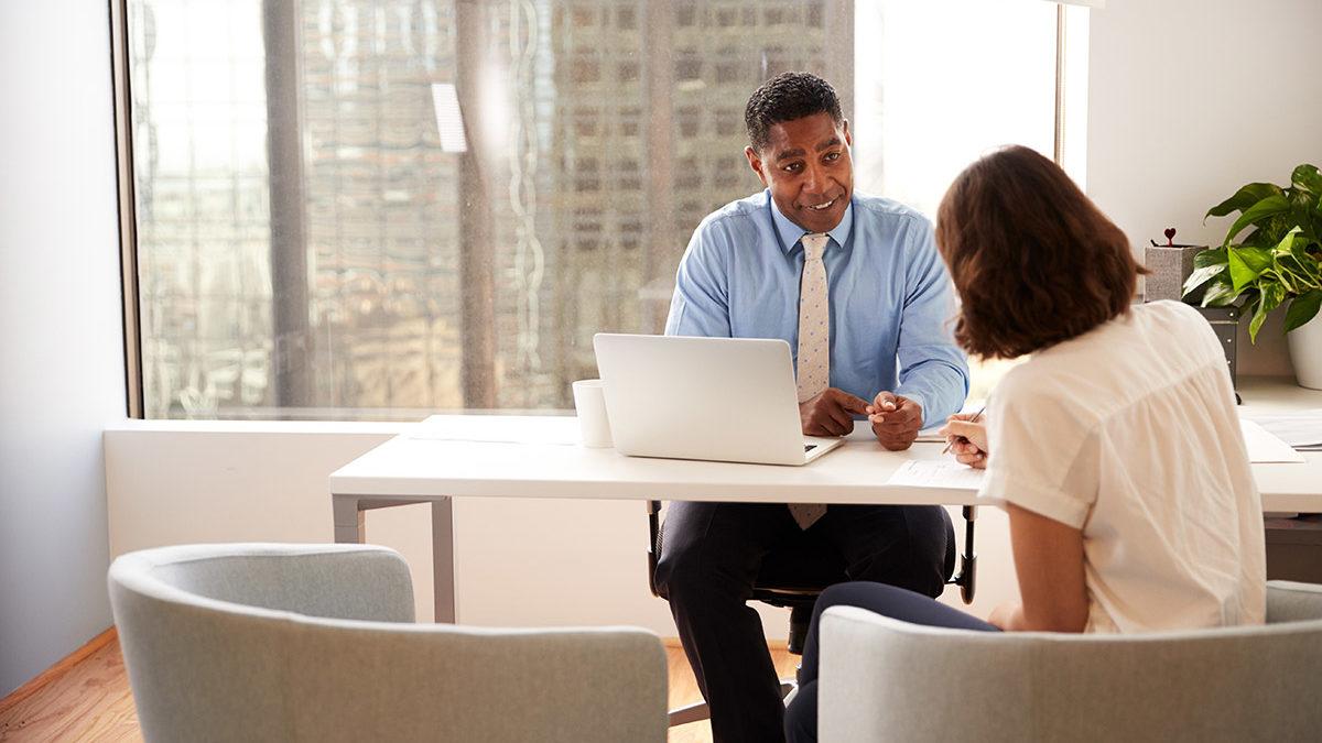 mortgage lender meeting