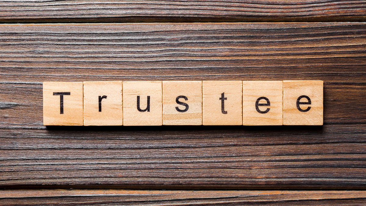 the role of the trustee