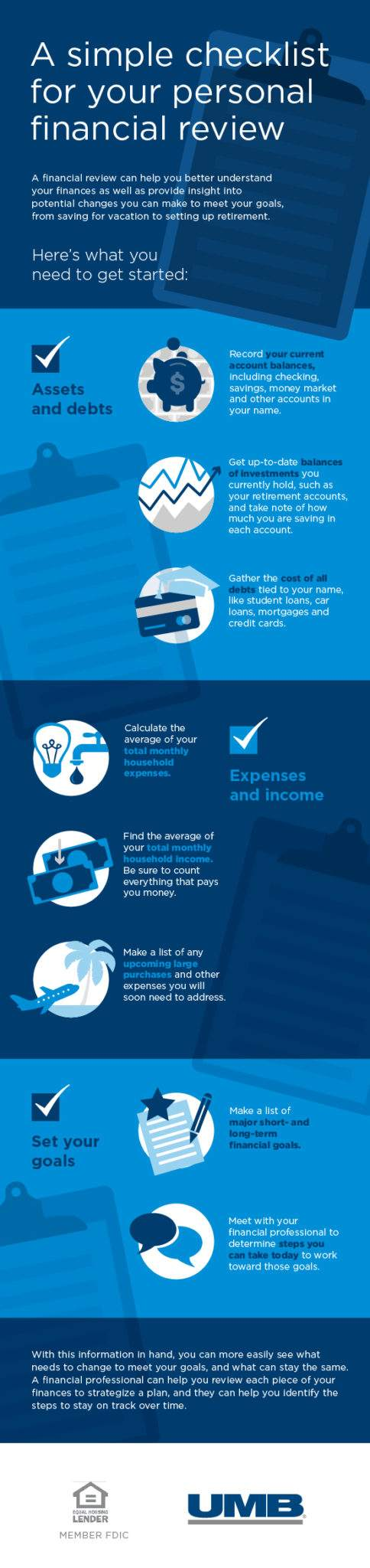 Financial review checklist infographic final 1