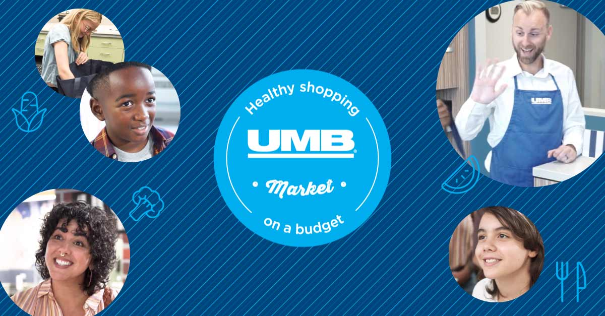 The UMB Market is an interactive financial education simulation.