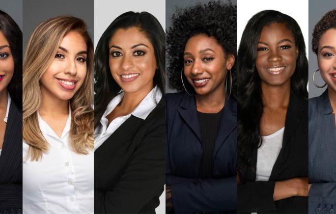 Women considering financial strategies to build wealth.