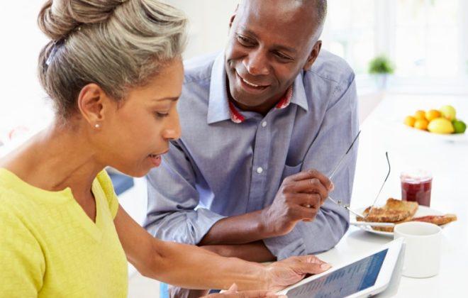 bigstock Mature African American Couple 55015226 1
